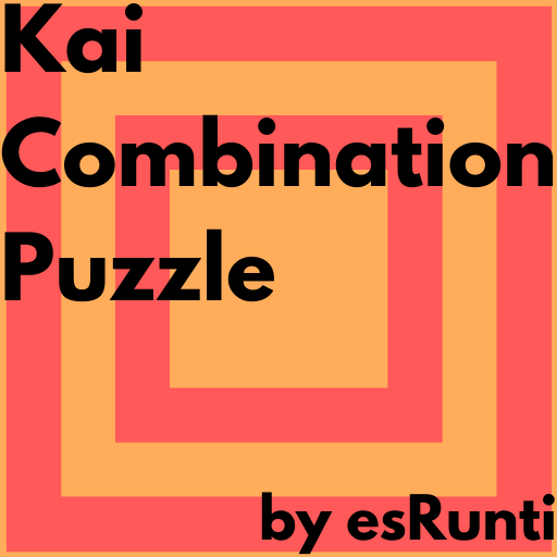 Kai Combination Puzzle