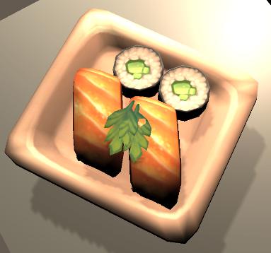 寿司配達ロボ
