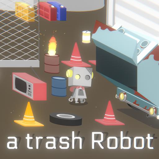 a trash Robot