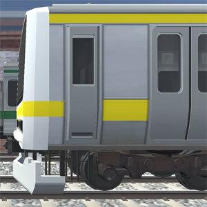 電車連結ゲームその1