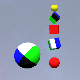 Roll-a-ColorBall