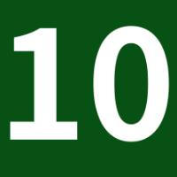 ~Braintraining10~ナンバープレートから10を作るやつ