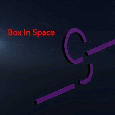 Box in Space