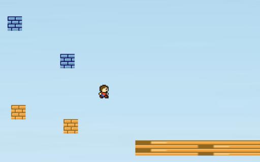 2Dスクロールゲーム