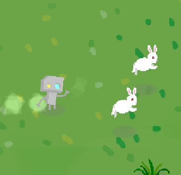 二兎追うロボは二人三脚