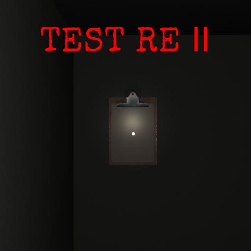 【3Dホラー】TEST RE Ⅱ