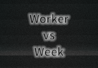Worker vs Week