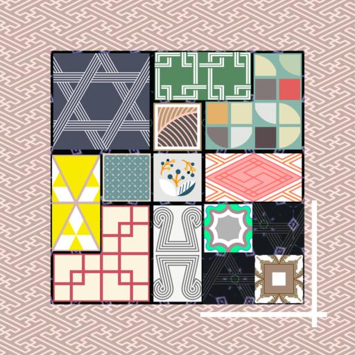 かごめスライドパズル2