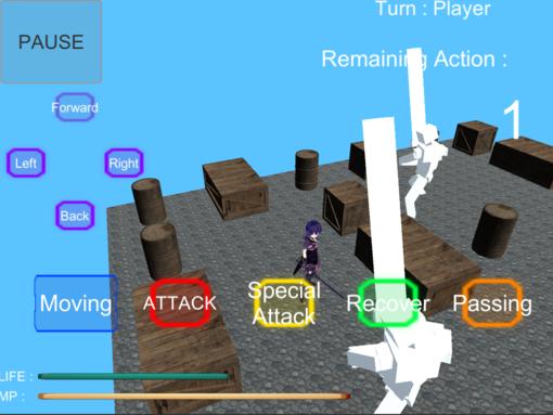 2D Array Game