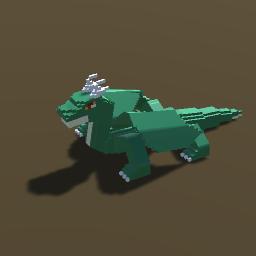 Unity Asset / Voxel Dragon