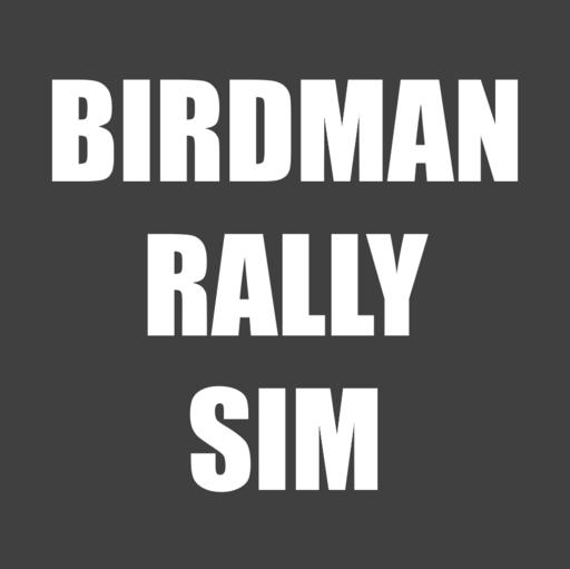 BirdmanRallySim for Glider α版
