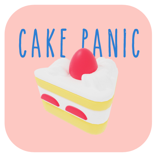 ケーキパニック