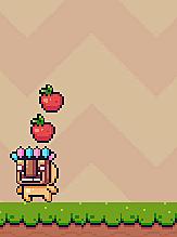りんごに三回ぶつかったら死ぬ