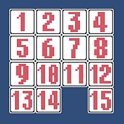 15Puzzle(2D ver)