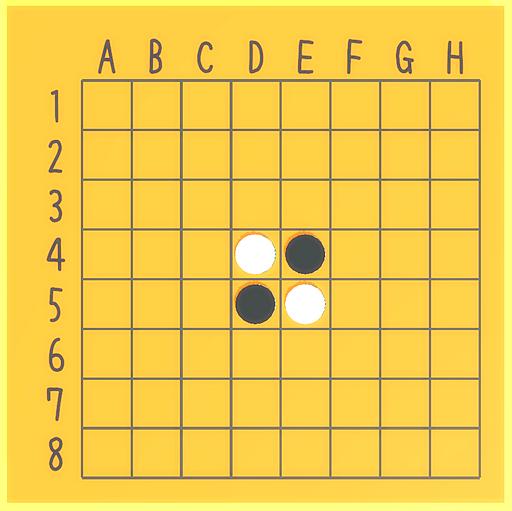 AIと対戦できるリバーシ