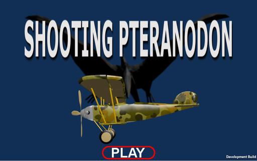 SHOOTING PTERANODON