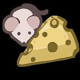 チーズを集めて!ネズミくん
