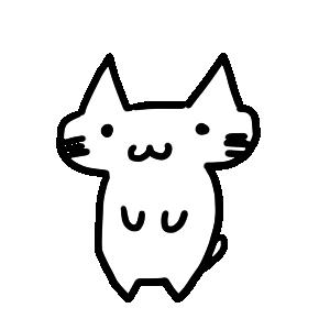 猫と林檎雨