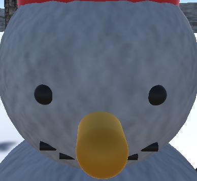 雪だるまさんが転んだ!