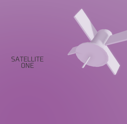 SATELLITE ONE