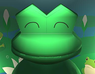 カエルちゃんのメダルゲーム