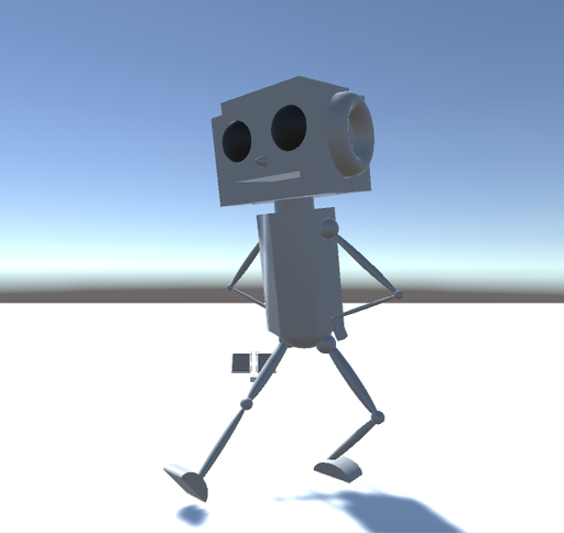 100cm RobotRace