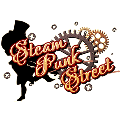 SteamPunkStreet_β版