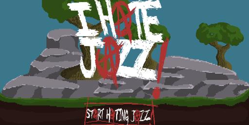 I HATE JAZZ