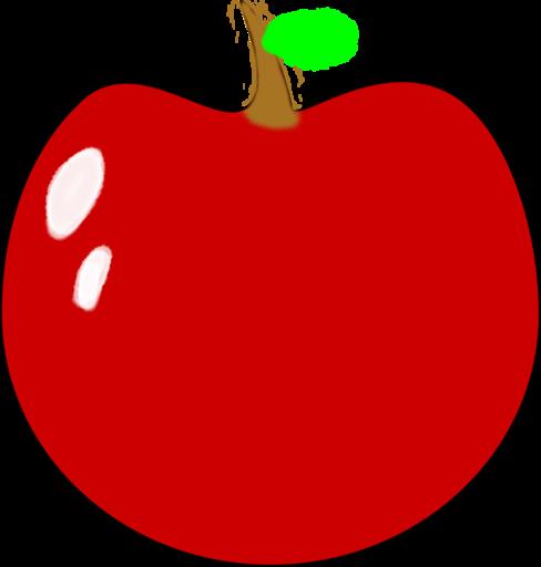 りんご斬り