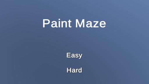 PaintMaze