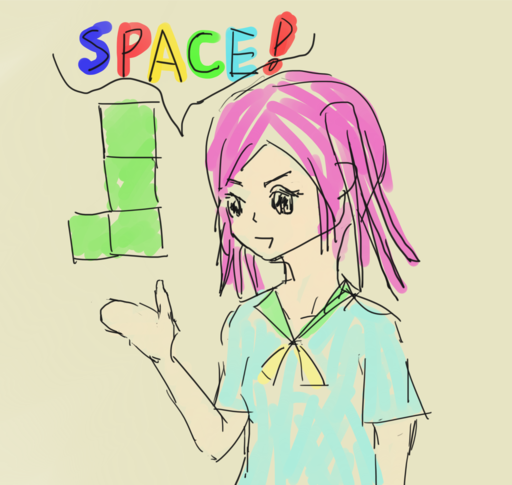 SPACE!!(仮)