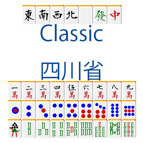 Classic四川省(開発中)