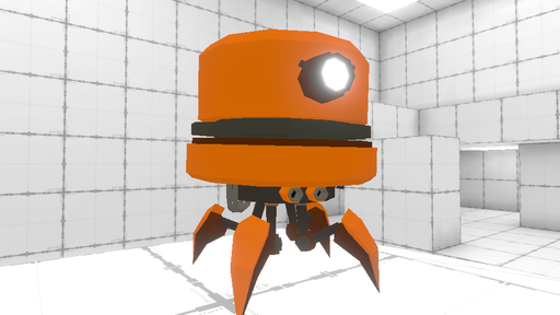 RobotHermit [開発中]