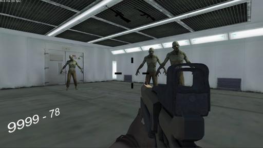 FPSゲーム v0.1