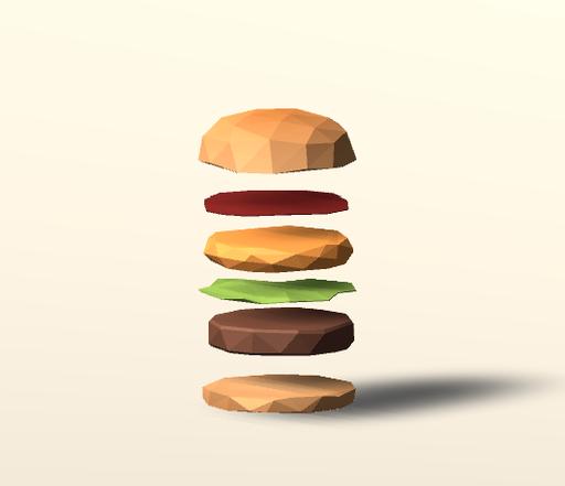 ハンバーガープリーズ