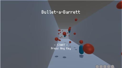 Bullet-a-Barrett