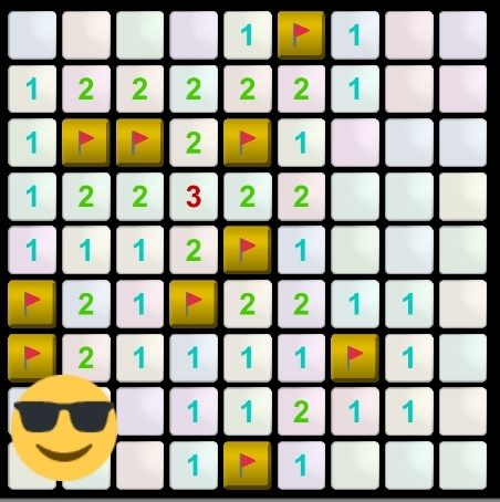 Dancing Minesweeper