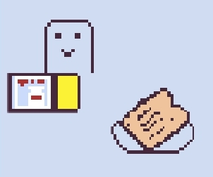 バター飛ばし