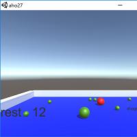 グリーンピースがグリーンピースのピースを集めるゲーム