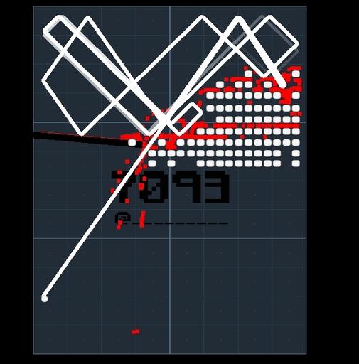 超速のブロック崩し(仮)