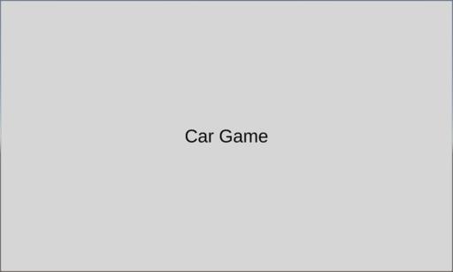 CarGame