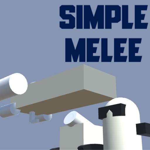 Simple Melee -オンライン箱庭乱戦バトル-