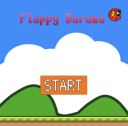 『Flappy Daruma』
