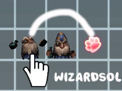 WizardSol(ペグソリティア)