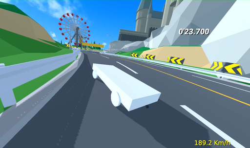 Tofu Racer2