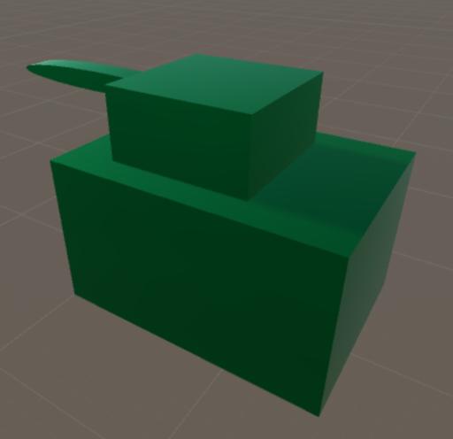 Cube Tank!