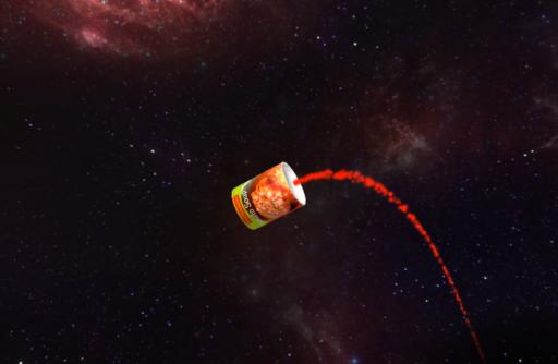 トマトスープと猫