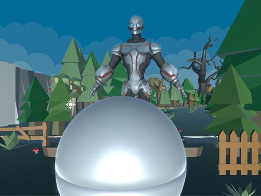 (未完)Robot VS Unitychan