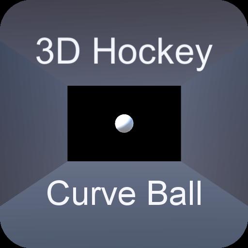 3D Hockey -Curve Ball-