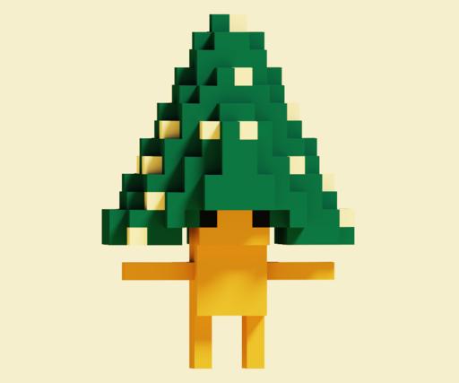 走れ!杉の木くん